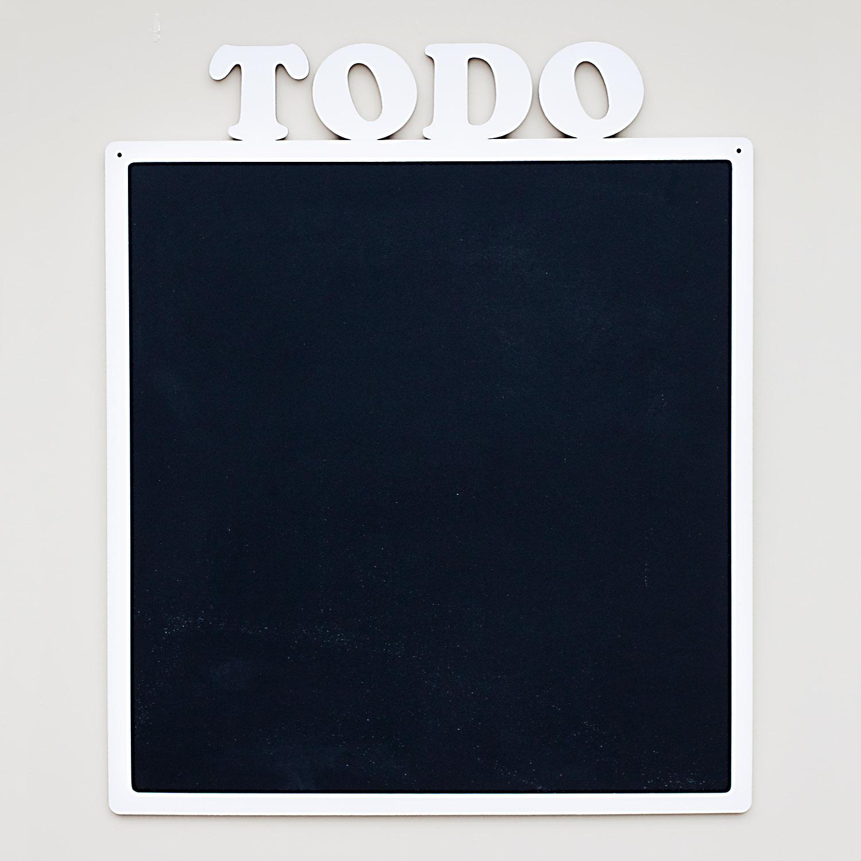 TODO Tafel