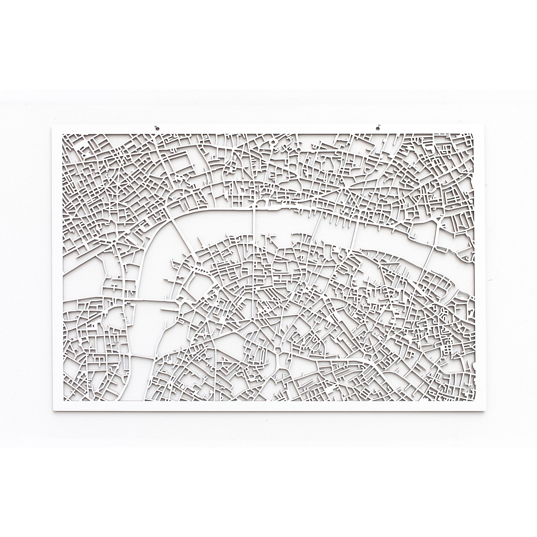 3d Stadtplan London